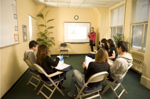 Международная языковая школа St Giles San Francisco