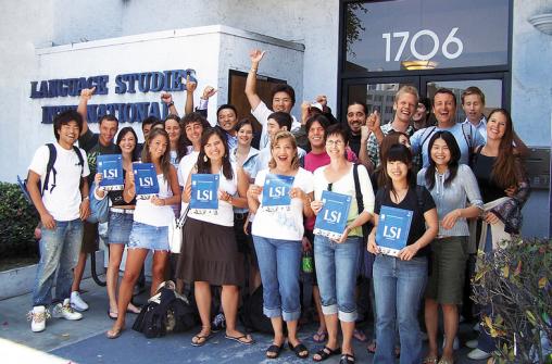 Калифорния: международные языковые школы и курсы.