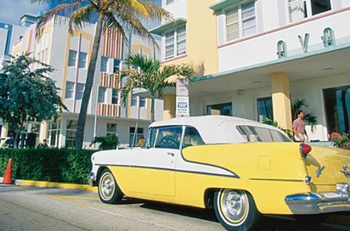 Обзорная экскурсия с посещением Музея коллекционных автомобилей Майами