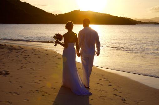 Свадьба на Гавайских островах