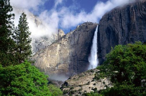 Путешествие в Национальный парк Йосемити
