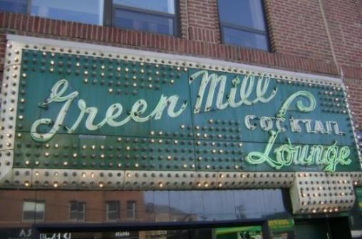 GREEN MILL JAZZ CLUB (Чикаго)