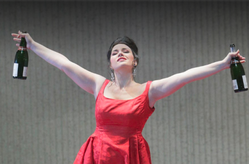 «Don Pasquale», Metropolitan Opera (Нью-Йорк)