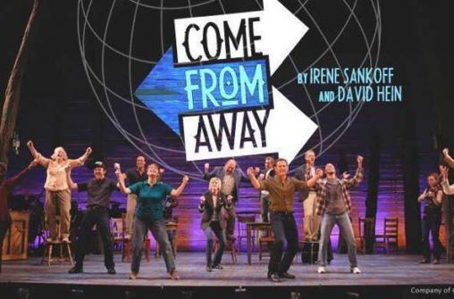 Come From Away - мюзикл