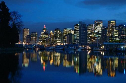 Обзорная экскурсия по Ванкуверу