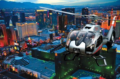 Вертолетная экскурсия над Лас-Вегасом
