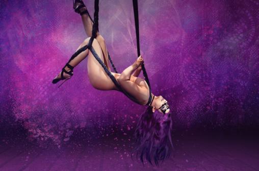 """""""Zumanity"""", Cirque du Soleil (Лас-Вегас)"""