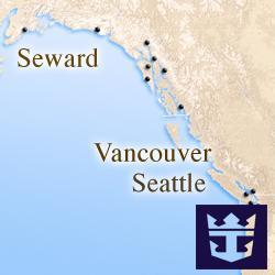 Круизы по Аляске Royal Caribbean