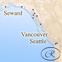 Круизы по Аляске Regent Seven Seas