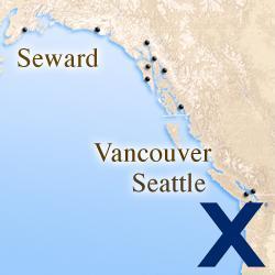 Круизы по Аляске Celebrity Cruises