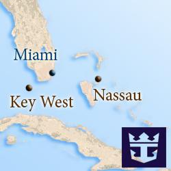 Круизы на Багамские острова Royal Caribbean