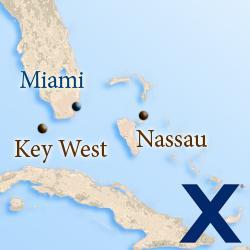 Круизы на Багамские острова Celebrity Cruises