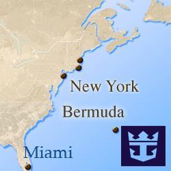Круизы к Бермудским островам Royal Caribbean