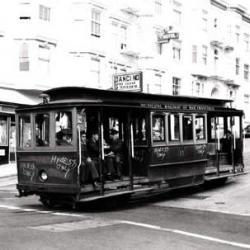 CABLE CAR MUSEUM — Музей Трамвая