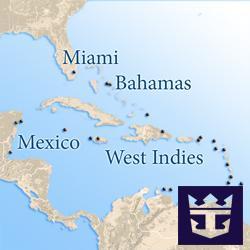 Карибские круизы Royal Caribbean