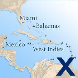 Карибские круизы Celebrity Cruises