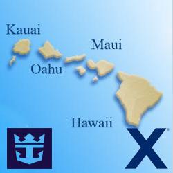 Гавайские круизы Royal Caribbean и Celebrity Cruises
