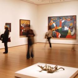MoMA MUSEUM OF MODERN ART (Музей Современного Искусства)