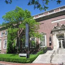 THE HARVARD ART MUSEUMS (Гарвардские музеи искусств)