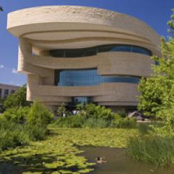 NATIONAL MUSEUM OF THE AMERICAN INDIAN — Национальный музей американских индейцев