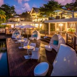 Capella Marigot Bay Resort and Marina, St. Lucia