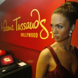 MADAME TUSSAUD'S WAX MUSEUM
