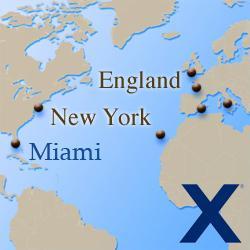 Трансатлантические круизы Celebrity Cruises