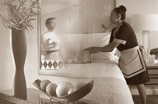 Особенности классификации отелей и типов размещения в отелях США