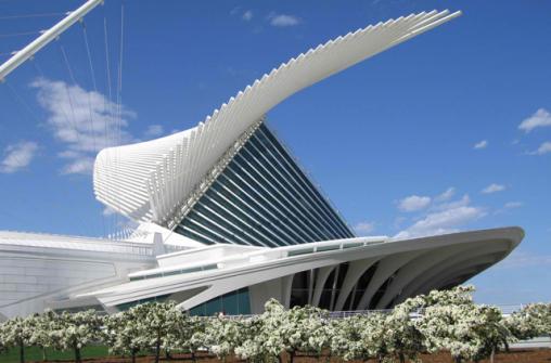 Художественные музеи США: архитектура, фантастика, кинематограф.