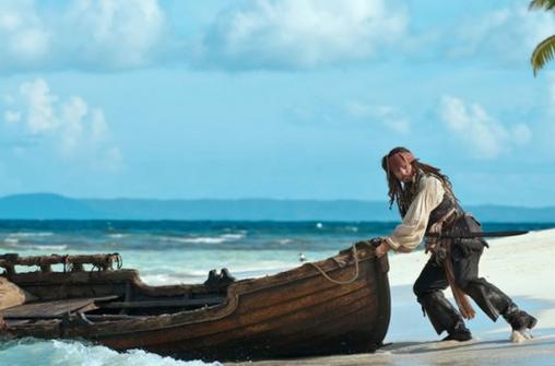 Кино про пиратов