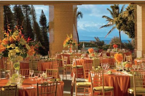 Свадебные программы в отеле The Ritz-Carlton, Kapalua, Superior Deluxe