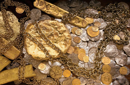 Сокровища испанской короны или поиски галеона Nuestra Señora de Atocha.