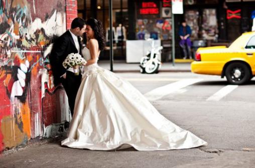 Бракосочетание в Лас-Вегасе