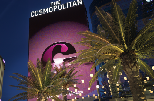 Weddings in The Cosmopolitan of Las Vegas