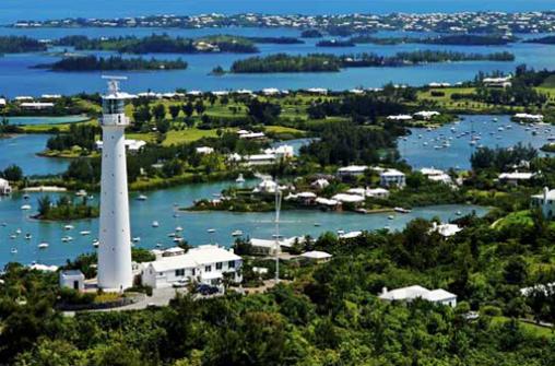 Любопытные истории о Бермудах