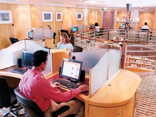 caribbean internet cafe break even
