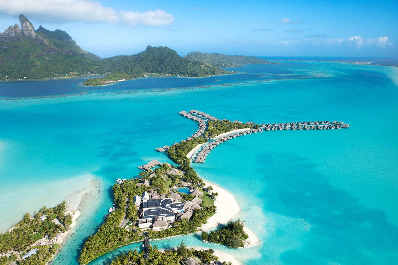 The St Regis Bora Bora Resort Rsb Travel